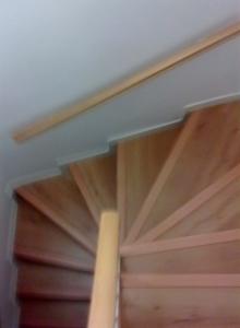 Escalera laminada Haya jp4artwood