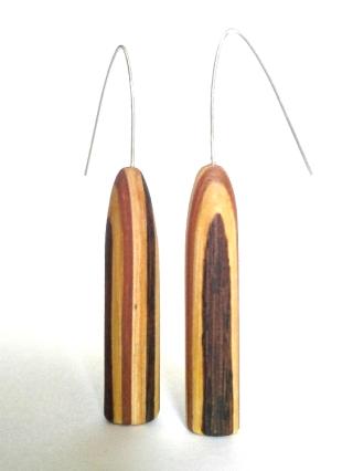 Pendientes Agbar jp4artwood