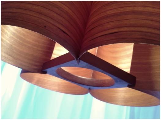Lámpara 4trébol jp4artwood
