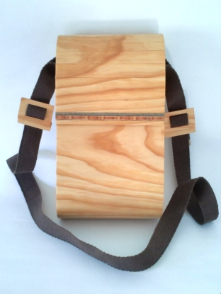 Bolso Pi-two pino t. jp4artwood