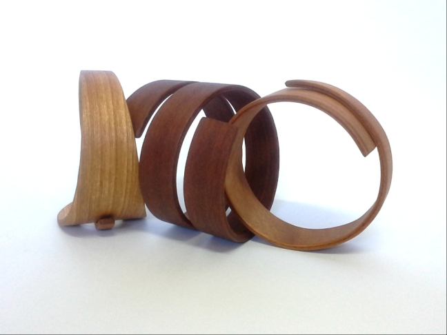 Pulseras new wood jp4artwood