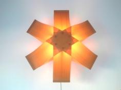 Lamp polar jp4artwood