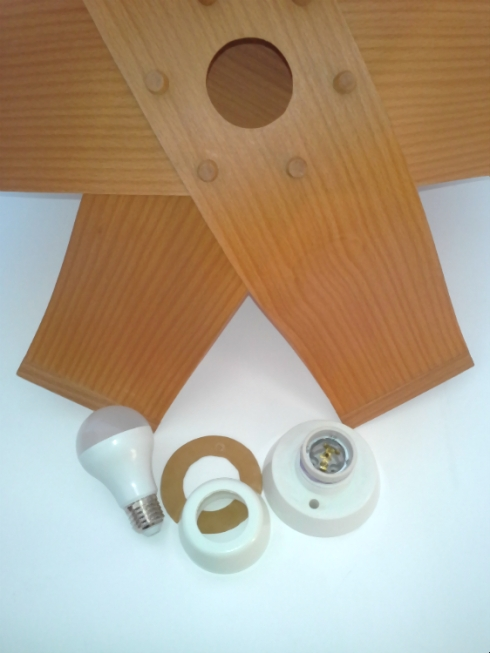 Lamp polar jp4artwood