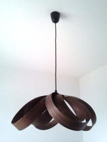 Lámpara Spiry nogal jp4artwood