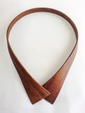 Collar neck 3 iroko jp.4artwood