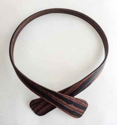 Collar neck 4 ebano jp.4artwood