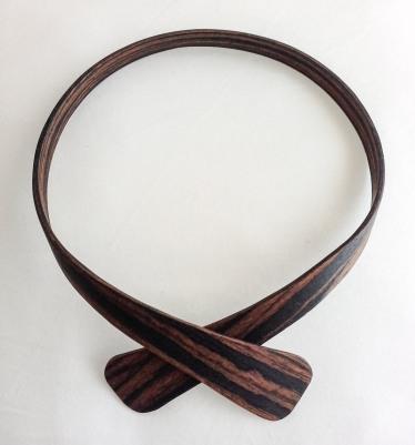 Collar neck 4 ebano jp.4artwood