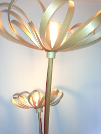Lamp.pie Flowers arce jp.4artwood..