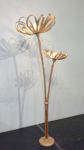Lamp.pie Flowers arce jp.4artwood...