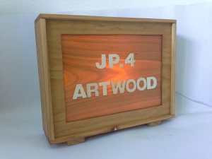 Rotulo jp.4artwood