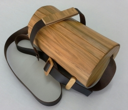 Bolsos roller boj-olivo JP.4 artwood