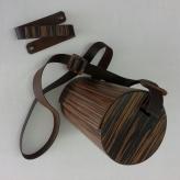 Bolsos roller ebano (prec.) JP.4 artwood