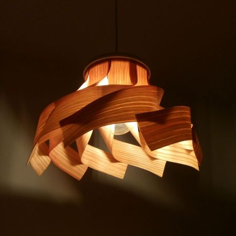 lamp. twist pino.